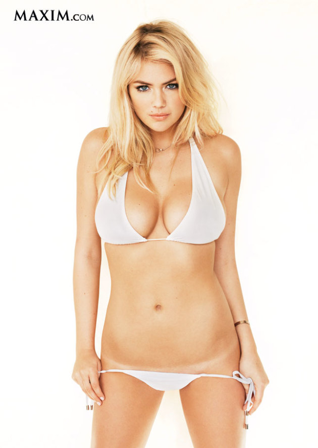 Kate Upton Maxim Photo