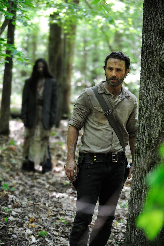 The Walking Dead Season 4 Pic