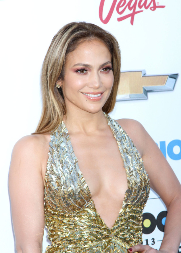 Jennifer Lopez at Billboard Music Awards