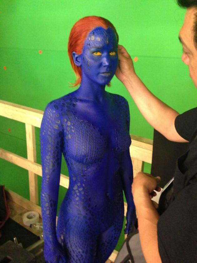X-Men: Days of Future Past Jennifer Lawrence