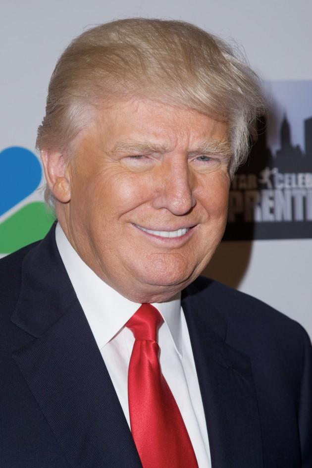 Donald Trump in 2016?