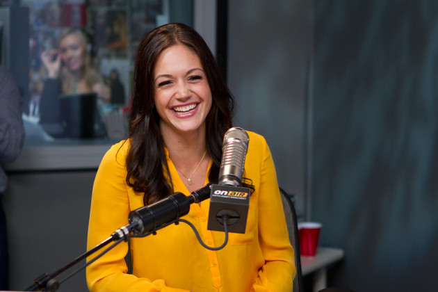 Desiree Hartsock on Ryan Seacrest
