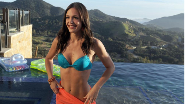 Desiree Hartsock Bikini Photo