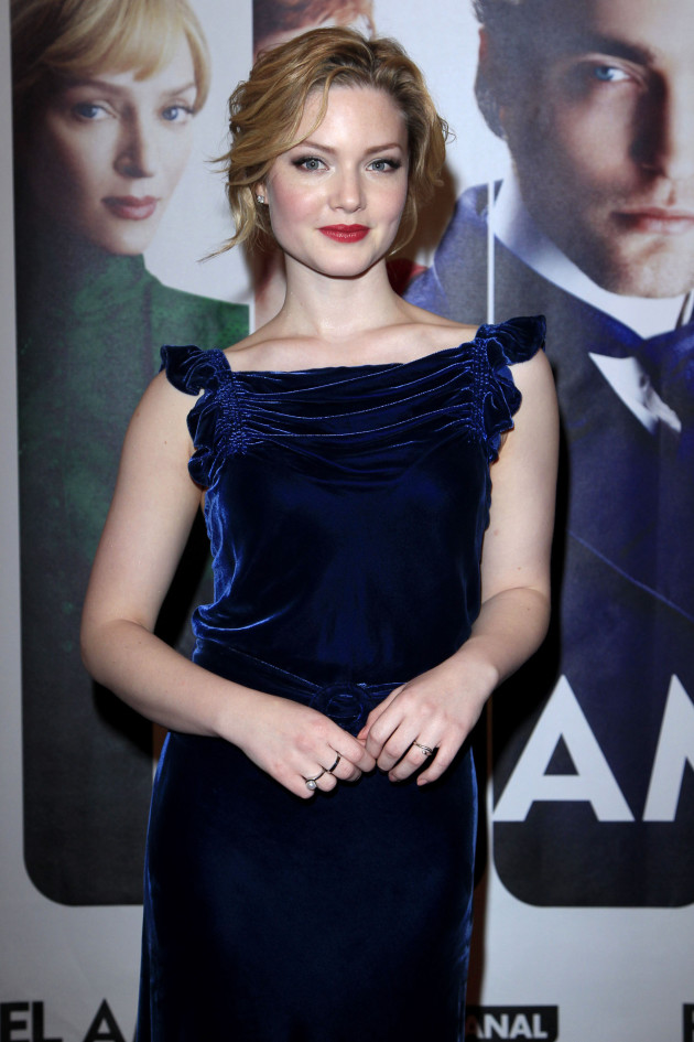 Holliday Grainger Pic