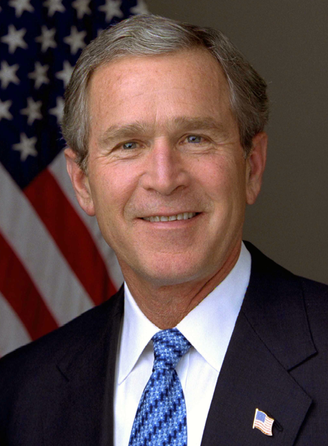 George Dubya Bush