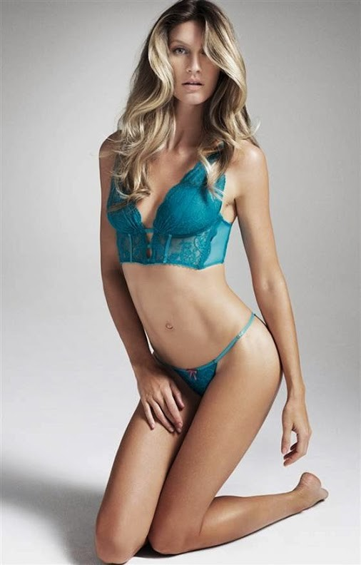 Gisele Underwear Photo