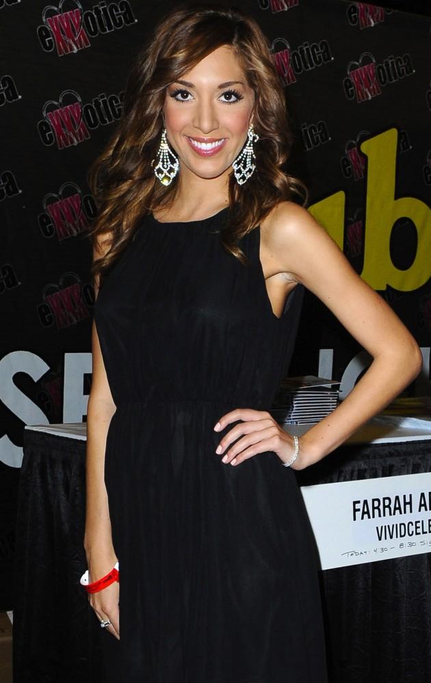 Farrah Pic