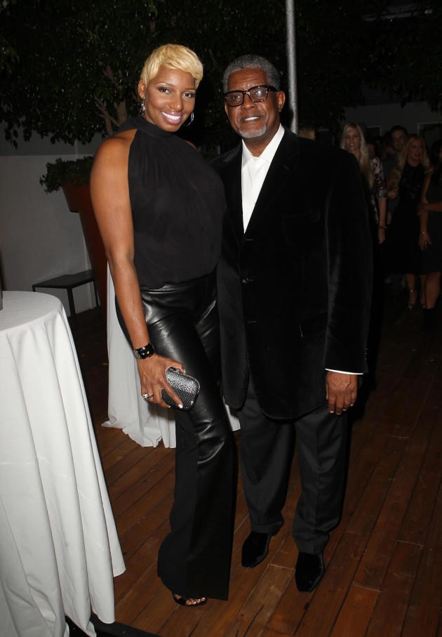 NeNe Leakes, Husband