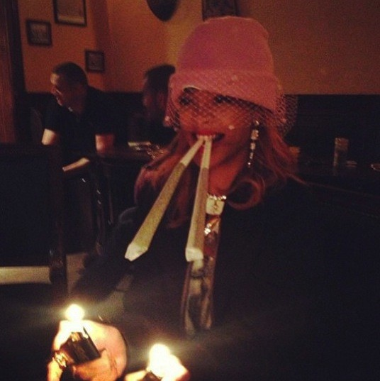 Rihanna, Joints