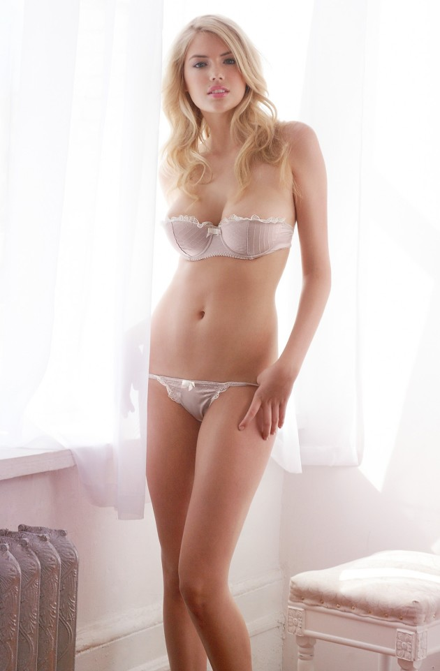 Kate Upton Underwear Picture