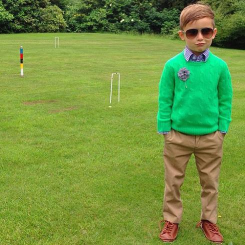 5-Year-Old Fashion Star