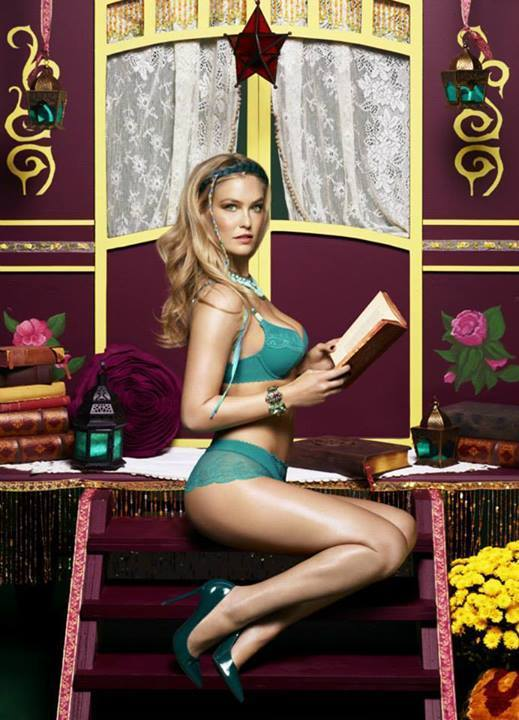 Bar Refaeli Passionata Photo