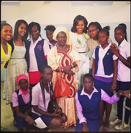 Michelle Obama Instagram