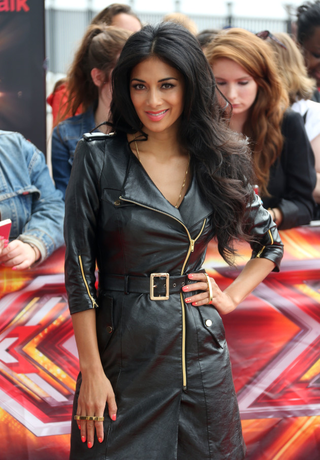 Nicole Scherzinger in London