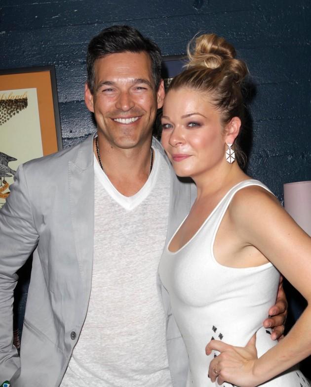 LeAnn Rimes With Eddie Cibrian Photo