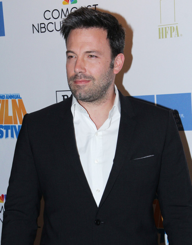 Ben Affleck Red Carpet Pic
