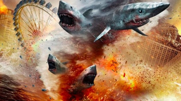 Sharknado Promo Pic