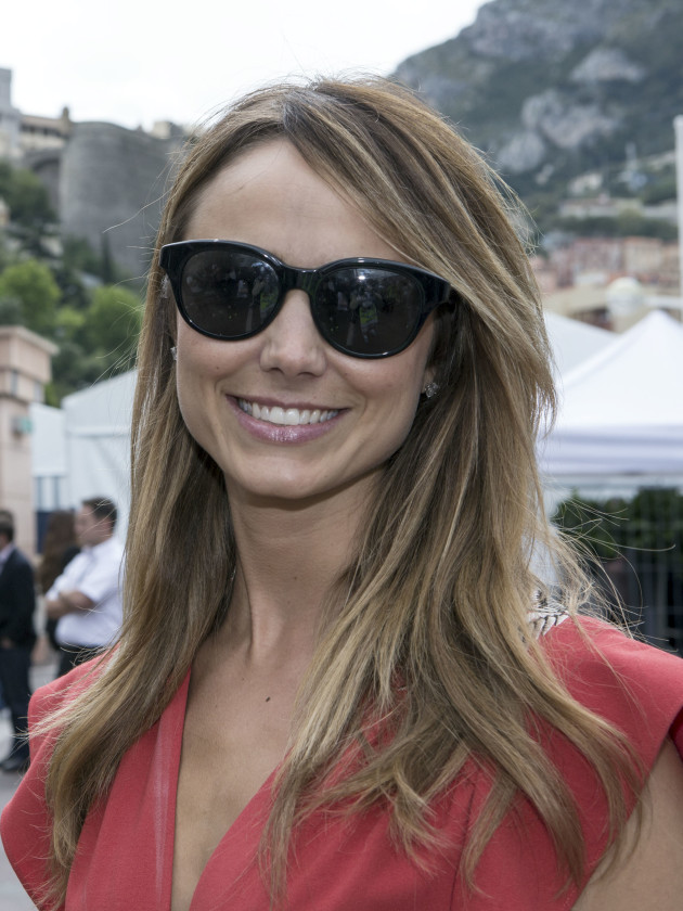 Stacy Keibler in Monaco