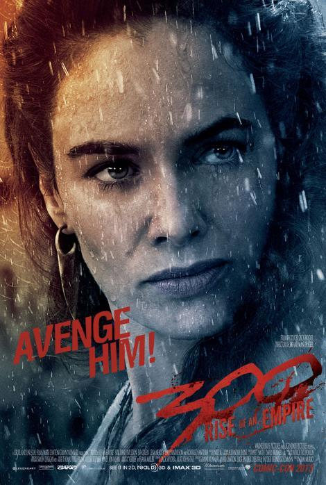300 Rise of an Empire Queen Gorgo