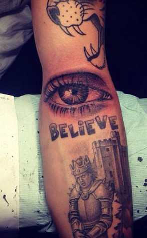 Justin-bieber-eye-tattoo
