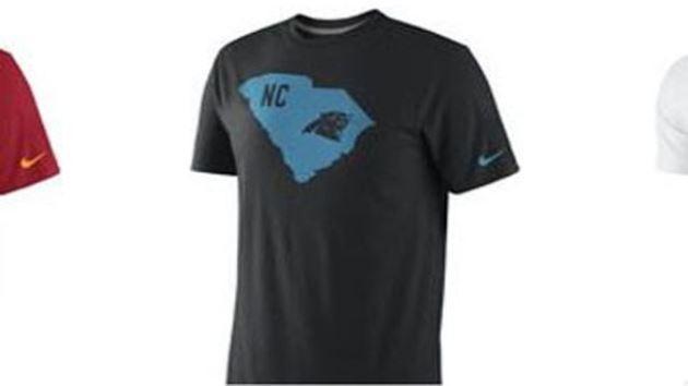 Nike T-Shirt Misprint