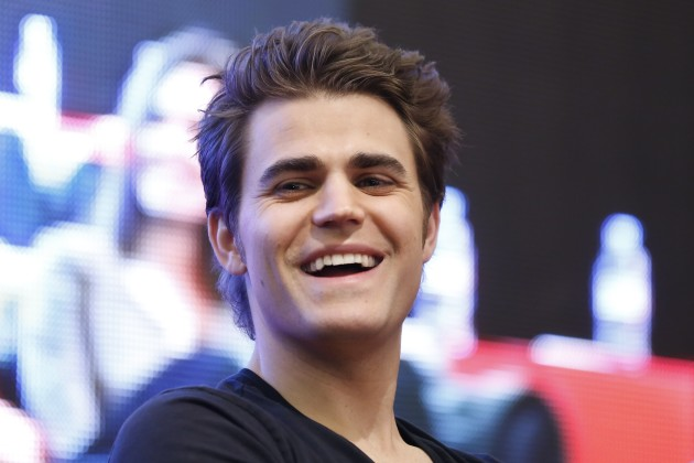 Paul Wesley Photograph