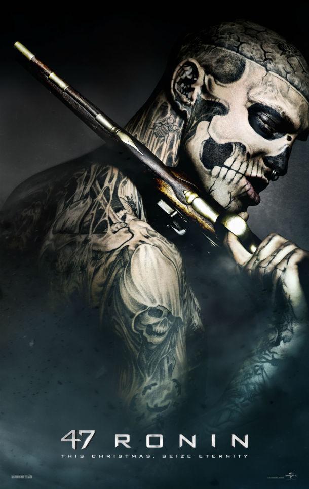 47 Ronin Character Poster Freak