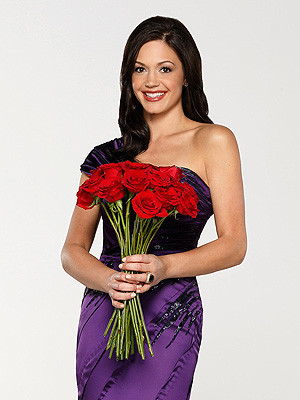 Desiree Hartsock as The Bachelorette Photo