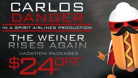 Carlos Danger Ad