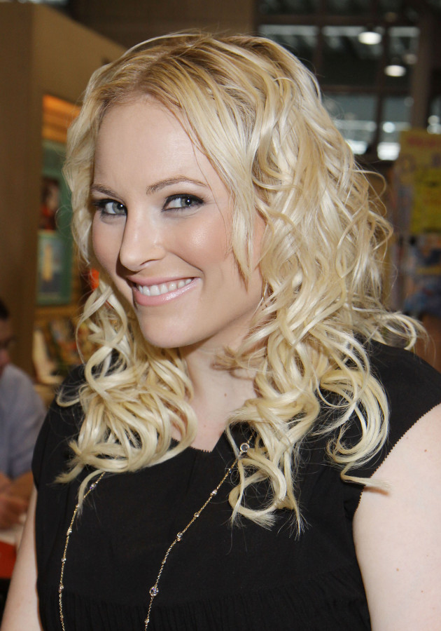 Meghan McCain Close Up