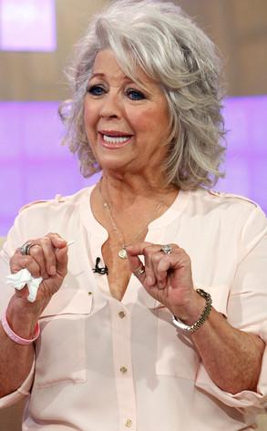 Paula Deen Pleads