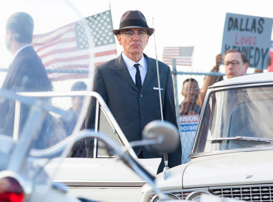 Billy Bob Thornton in Parkland