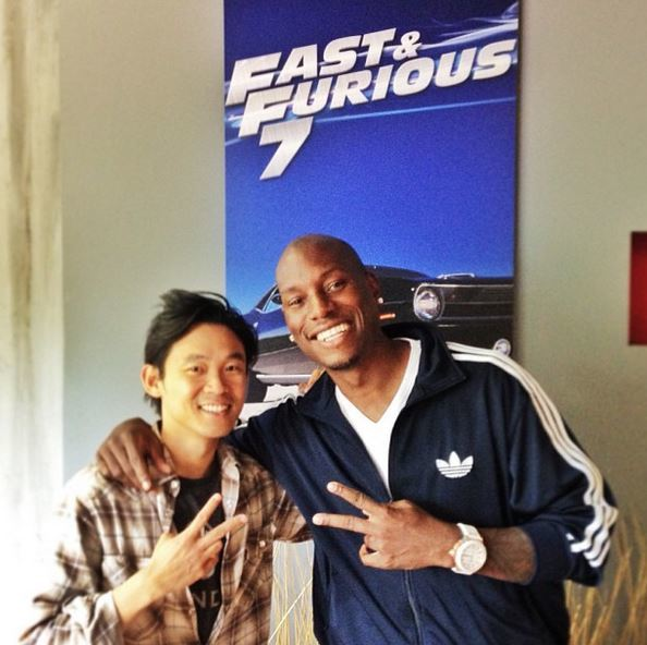 Fast and Furious 7 Instagram Poster