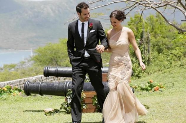 Chris Siegfried, Desiree Hartsock Photo