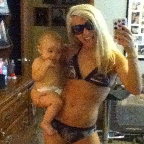 Mackenzie Douthit Bikini Photo