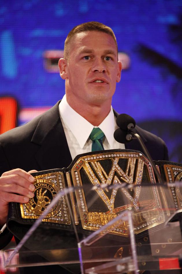 John Cena Press Conference