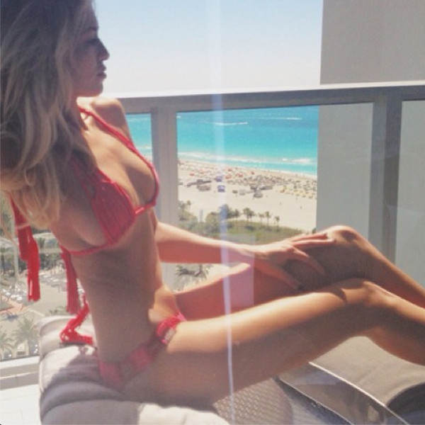 Paulina Gretzky Bikini Photograph