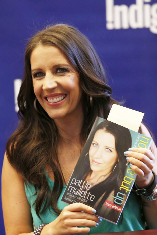 Pattie Mallette, Book