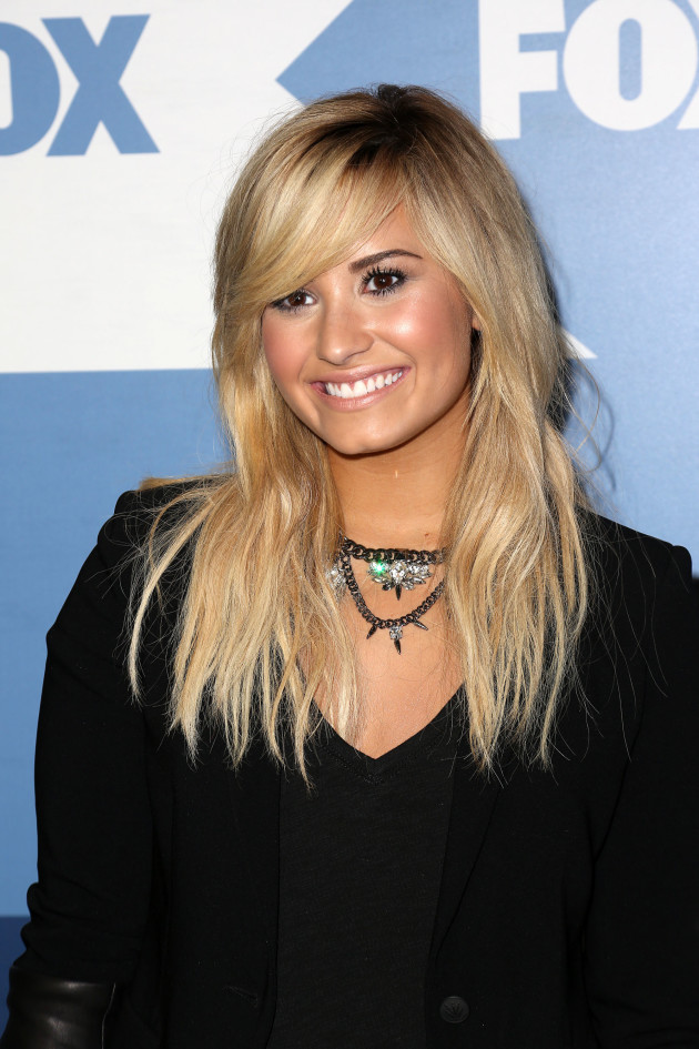 Demi Lovato on the Red Carpet