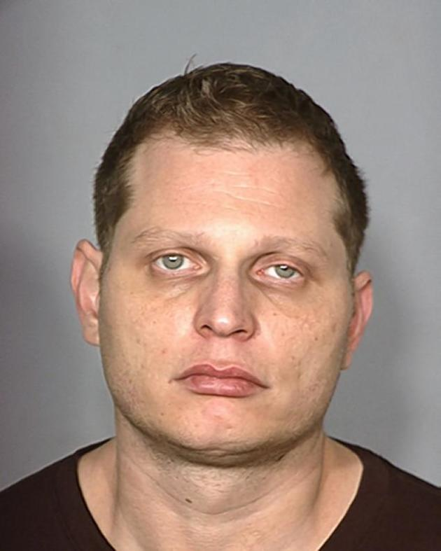 Scott Storch Mug Shot