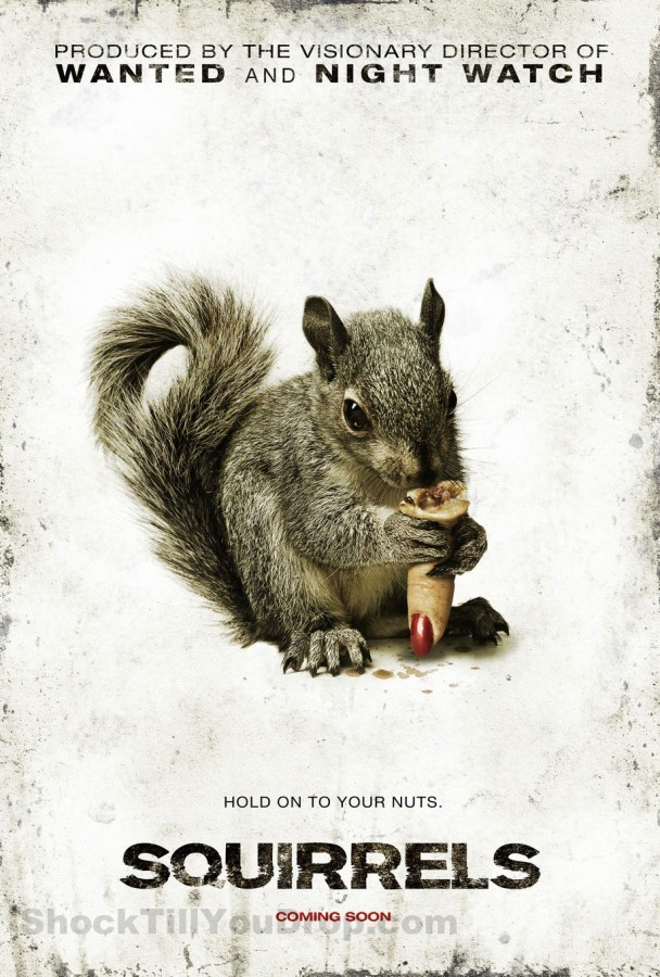 Killer Squirrels Movie Actually Coming Soon The