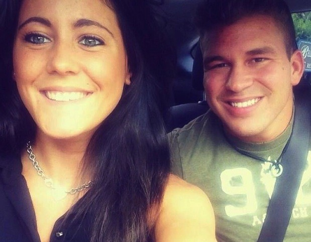 Jenelle Evans and Boyfriend Photo