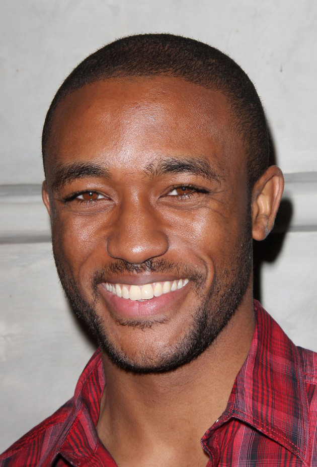 Lee Thompson Young Smiling