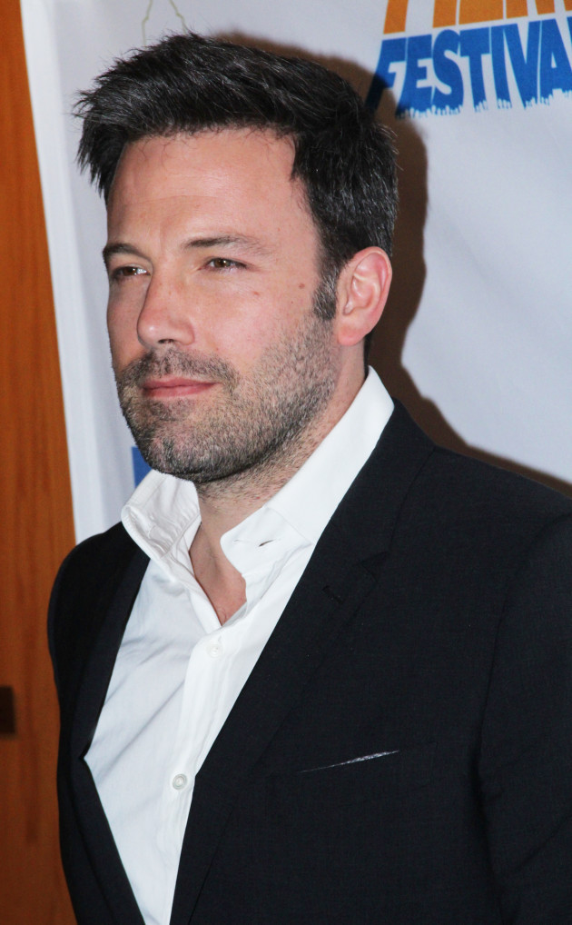 Ben Affleck Red Carpet Look