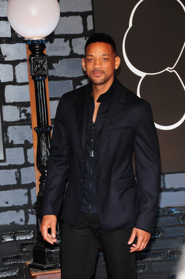 Will Smith at the VMAs