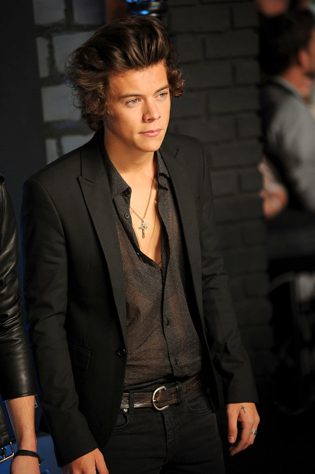 Harry Styles at the VMAs