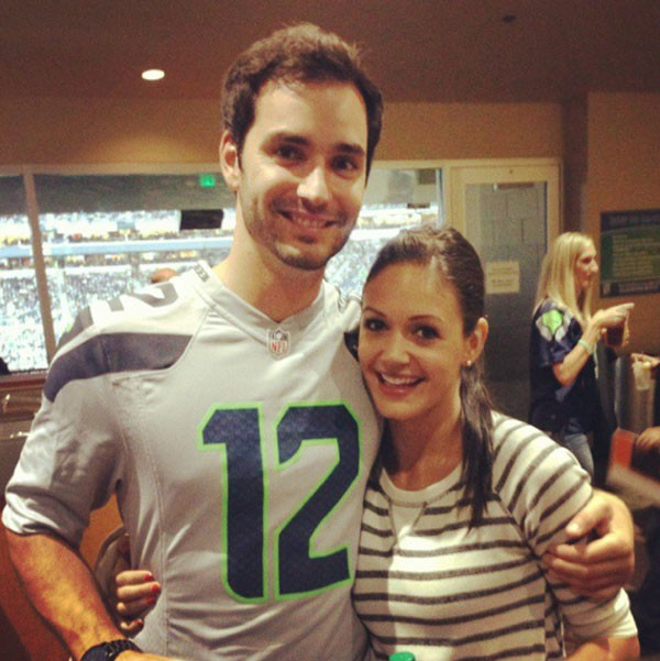Desiree Hartsock and Chris Siegfried Image