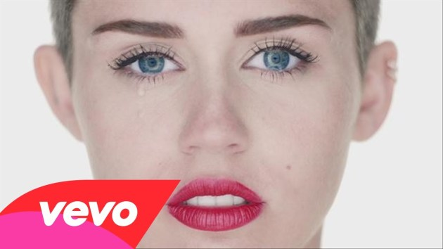 Miley Cyrus on VEVO