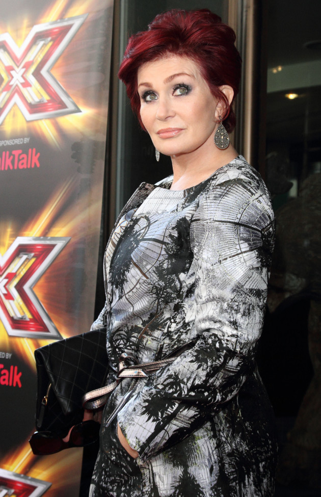 Sharon Osbourne Red Carpet Pic