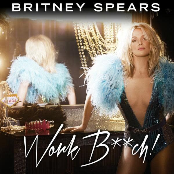 Britney Spears Work Bitch Cover